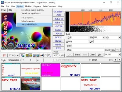Repeaters and MMSSTV